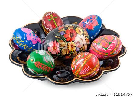 Easter-eggsの写真素材 [11914757] - PIXTA
