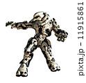 Science Fiction Battle Robot 11915861