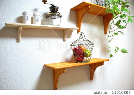 DIYで作った棚の写真素材 [11916807] - PIXTA