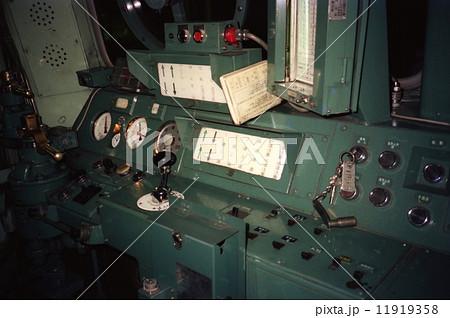 DD51の運転台 11919358