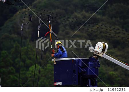 電力電線張替工事 11952231