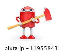 キャラクター 文字 字のイラスト 11955843