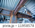 鉄筋 鉄骨 柱の写真 11958578