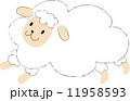 白い羊さん 11958593