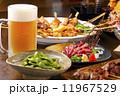 ビールとおつまみ 11967529