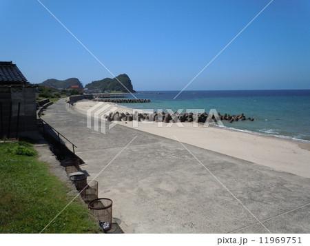 波根海水浴場(島根県大田市) 11969751