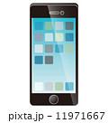 スマートフォン 携帯電話 11971667