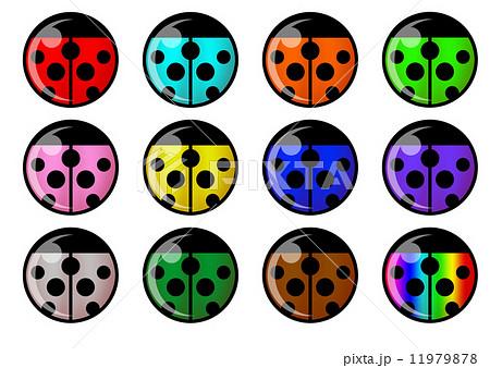 七色てんとう虫 11979878