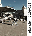 Battle Robots at the Spaceport 11990144
