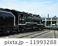 蒸気機関車 SL 梅小路蒸気機関車館の写真 11993288