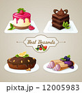 Sweets dessert set 12005983