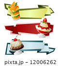 Sweets paper banners 12006262