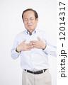 心臓発作 動悸 男性の写真 12014317