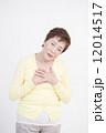 心臓発作 動悸 人物の写真 12014517