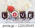 chocolate Valentine's present 12019545