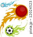 Balls Flame Design 12024523