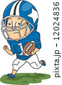 Football Player 12024836