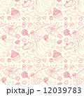 Seamless wedding patterns. 12039783