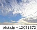 空 青空 雲の写真 12051872