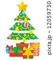 クリスマスプレゼント クリスマス プレゼントのイラスト 12059730