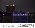 愛河 川 夜景の写真 12068774