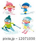 家族 スキー  12071030