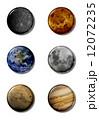 惑星缶バッチ 12072235
