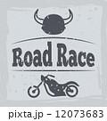 ベクター レース バックグラウンドのイラスト 12073683