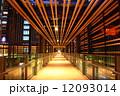 廊下 通路 東京ミッドタウンの写真 12093014