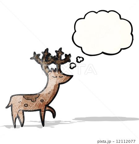 cartoon stagのイラスト素材 [12112077] - PIXTA