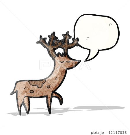 cartoon stagのイラスト素材 [12117038] - PIXTA