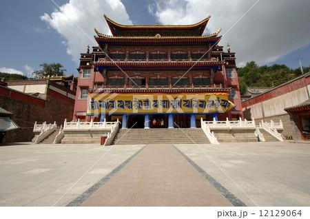チベット寺院タール寺(西藏寺院...