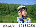 boy riding a bike 12138250