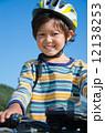 boy on a bike 12138253