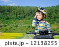 boy riding a bike 12138255