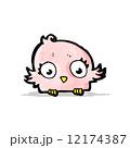 小さい 幼い アートのイラスト 12174387