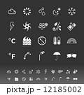 嵐 暴風雨 気象のイラスト 12185002