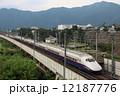 北陸新幹線 長野新幹線 新幹線の写真 12187776