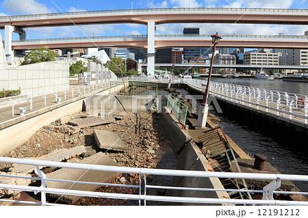 阪神淡路大震災の痕跡 12191212