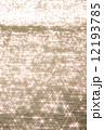 川面 水面 反射の写真 12193785