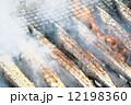 塩焼き 焼き魚 秋刀魚の写真 12198360