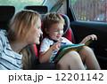 ファミリー 家族 車の写真 12201142