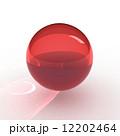 球 トゲトゲ 立体のイラスト 12202464
