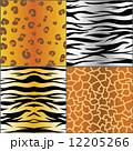 set of animal skins 12205266
