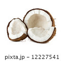 Coconuts. Coco Nut isolated on white Background 12227541