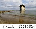 能登の軍艦島 12230624