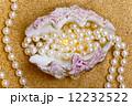 ビーズ 貝 貝がらの写真 12232522