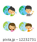 地球 人物 セット 12232731
