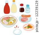 塩分が多く含まれる食品 12239129