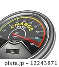 計器 交換 変化のイラスト 12243871